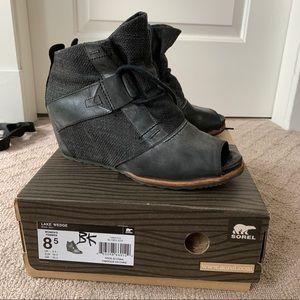 Sorel Lake Wedge heels